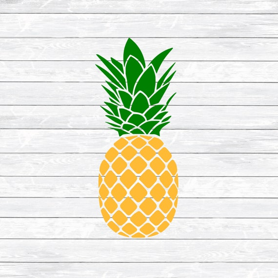 Download Free Svg Pineapple for Cricut, Silhouette ...