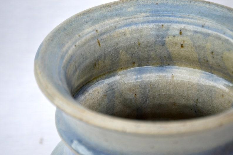 Ocean Blue Vase