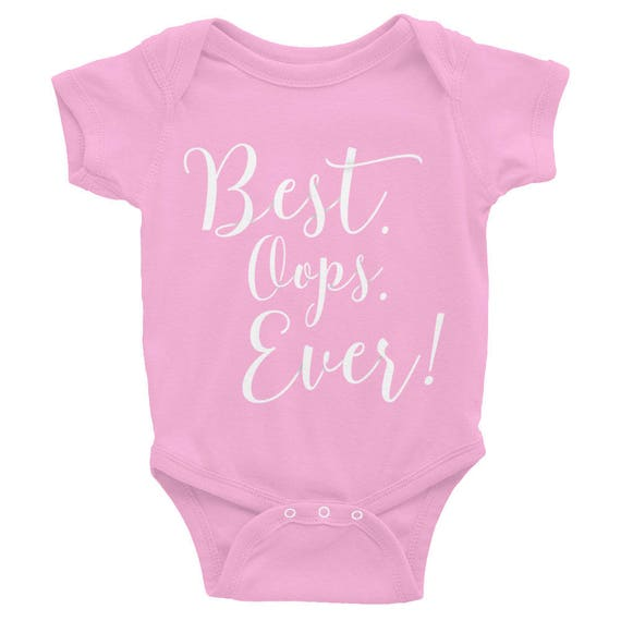 Best Oops Ever SALE TODAY Funny Baby one-piece  Infant Bodysuit Cute Baby Shower Gift