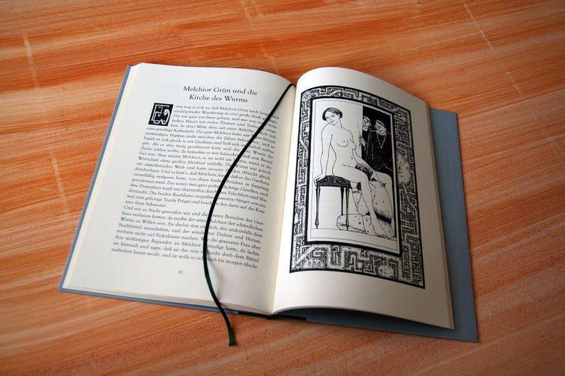 Melchior Grün fünf Moritaten erzählt & gezeichnet von image 0