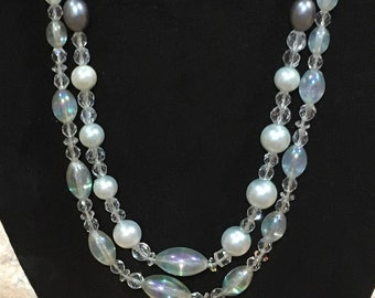 1950s Layered Necklace