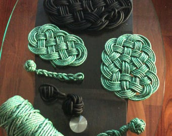 Jury Mat and other custom knots