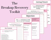 The Breakup Recovery Toolkit
