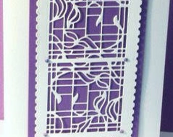 Panel card