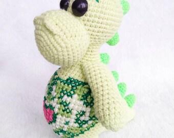 Draco Plush Toy Etsy
