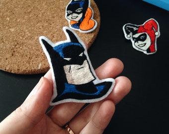 Batman from animated series DC comics gift for geek superhero