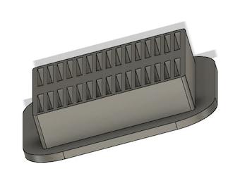 30 Slot SD Card Holder
