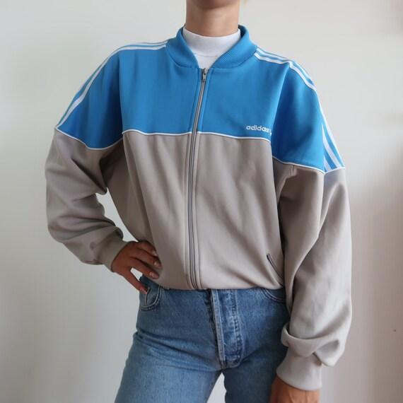 011ac5f2ddb0 ADIDAS 90er Jahre Vintage Jacke Adidas Track retro   Etsy