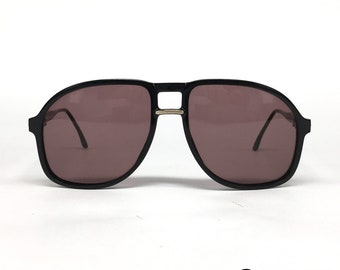 ab05deff08 NOS Dunhill 6103 very rare sunglasses vintage mint condition Austria 80 s  M L