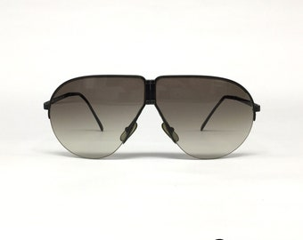 5642a26e41058 NOS Porsche Design by Carrera 5628 rimless vintage sunglasses 80 s Austria  Used