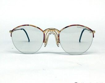 eb59ddb03c NOS Porsche Design by Carrera 5670 vintage glasses Austria 80 s Small