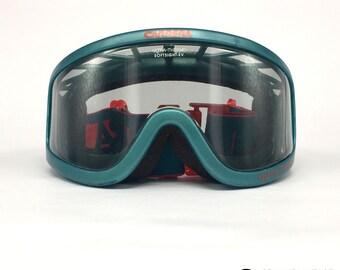 8cd500cad8c CARRERA vintage Ski Goggles Ultra Thermo Soft rare 80 s Austria Medium