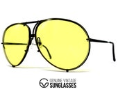 Vintage PORSCHE DESIGN by CARRERA 5621 quot Kalichrome quot sunglasses - Austria 80 39 s - Large - Original