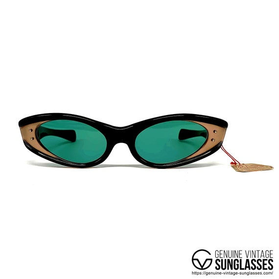 MAP vintage sunglasses - France '50s - Large - CAT