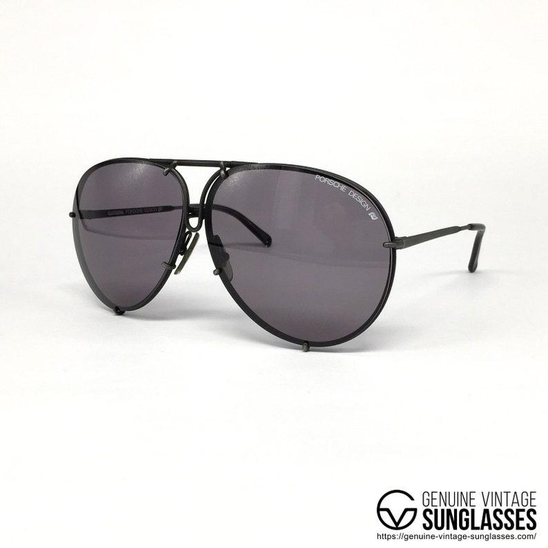 09b3957d76607 NOS Porsche Design by Carrera 5623 vintage sunglasses Large