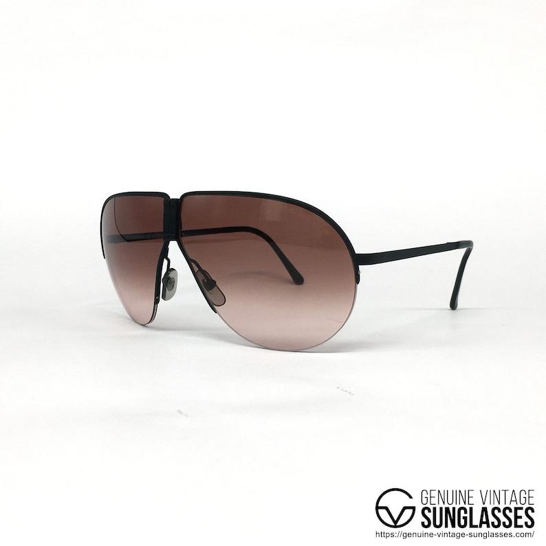 49d5b6de6650 NOS Porsche Design by Carrera 5628 vintage sunglasses