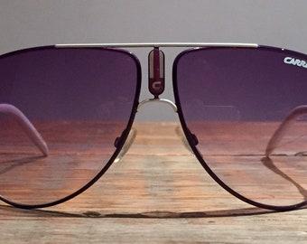 NOS Carrera Gipsy sunglasses mint condition Medium