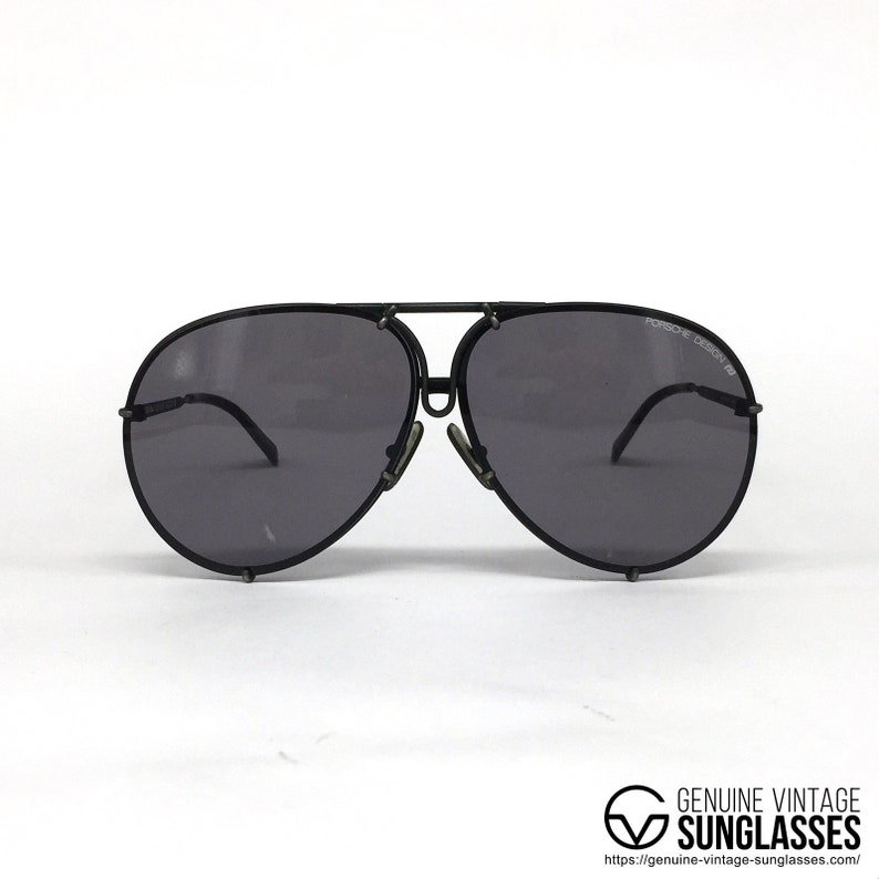 a496d32b2a67 NOS PORSCHE Design By CARRERA 5623 black series