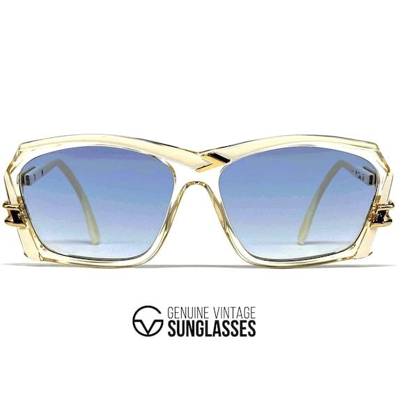 "Vintage CAZAL 191 ""CRYSTAL"" sunglasses - W.Germany"