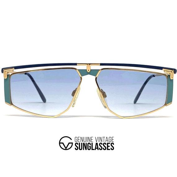 NOS vintage CAZAL 235 sunglasses - W.Germany '80s