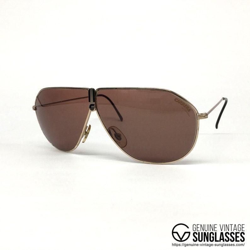 a2d77f9040c86 NOS Carrera 5437 SUPER RARE vintage sunglasses Austria