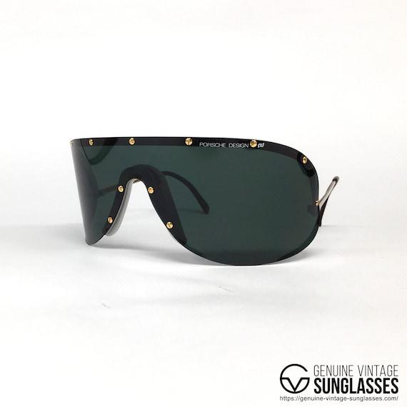 NOS Porsche Design by Carrera 5640 lunettes de soleil vintage   Etsy 2a0cbe3259f4