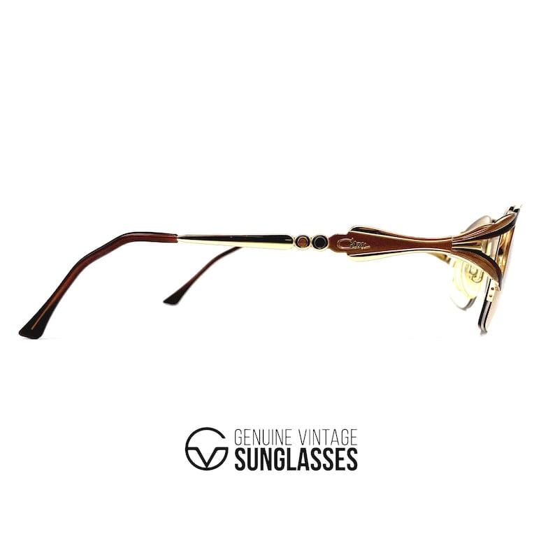 W.Germany /'80s ORIGINAL Medium Vintage CAZAL 172 sunglasses
