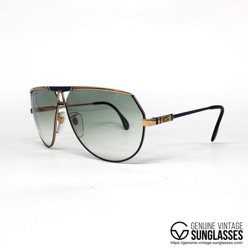 49691f73da NOS Cazal 953 rare vintage sunglasses W.Germany  80s large