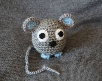 The little mouse wants to be in your house...