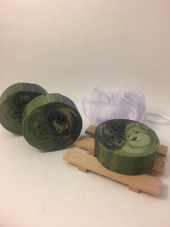 Artisan soap Yin Yang