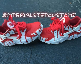 09de0814ddff Huaraches. ImperialStepscustoms