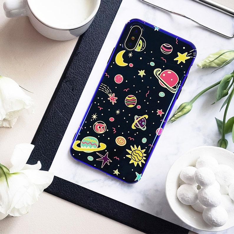 coque iphone x constellation