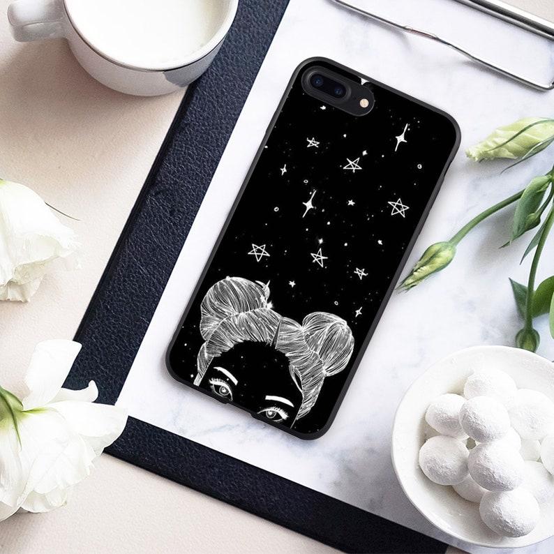 coque planete iphone 8