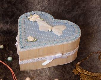 Baby heart box