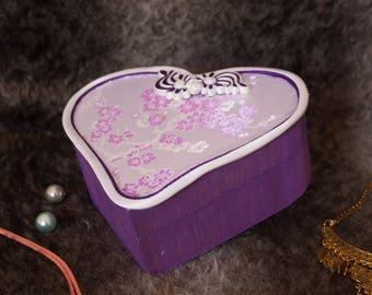 Secret of China heart box