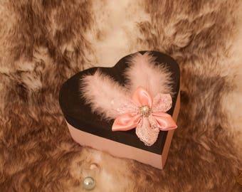 Naughty heart box