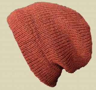 Basic Slouchy Beanie ~ READY TO SHIP ~ Soft Beanie Loose Fitting Watchmen Cap