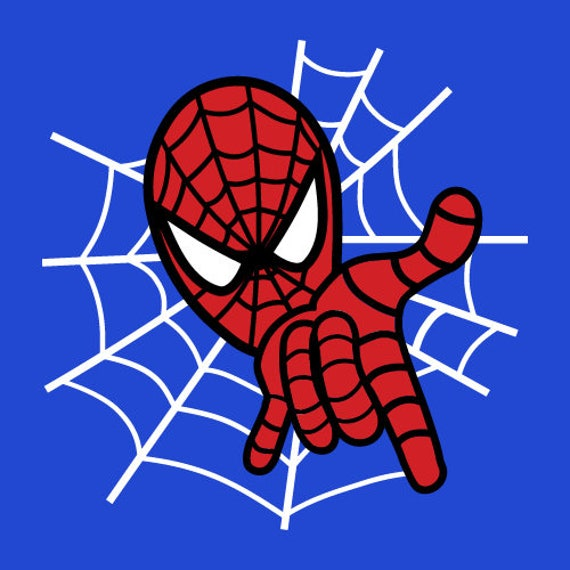 spiderman custom shirt vector svg image instant download etsy