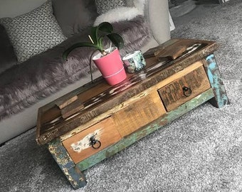 Rustic Coffee Table Etsy