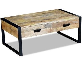 Storage coffee table | Etsy