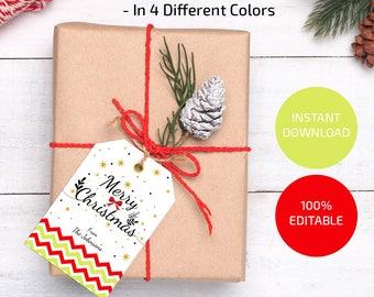 Christmas Tags, Christmas Favor Tags, Merry Christmas Printable,Merry Christmas Favor Tags, Merry Christmas Gift Tags,Christmas Tags