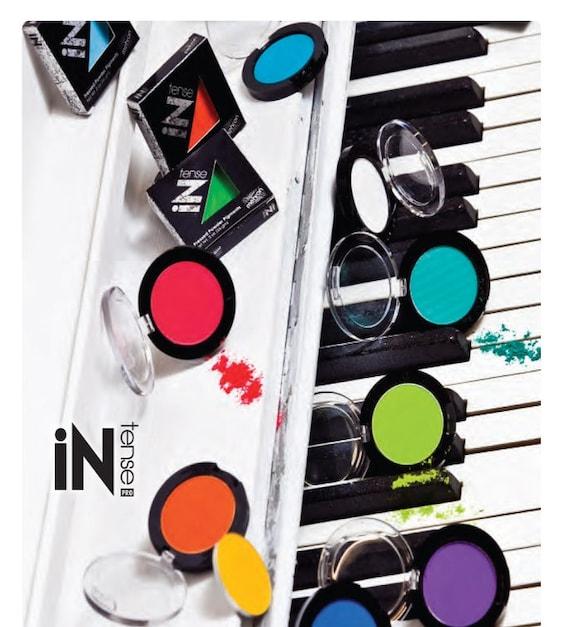 Pick 3) INtense Pro Pressed Powder Pigments Mehron Makeup 3 gm SRAGE CUSTOM  LA Wholesale Store