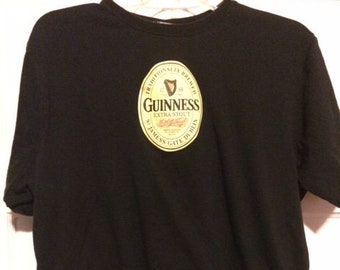 Authentic Guinness T-shirt Size XL