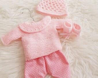 Clothing doll 30cm