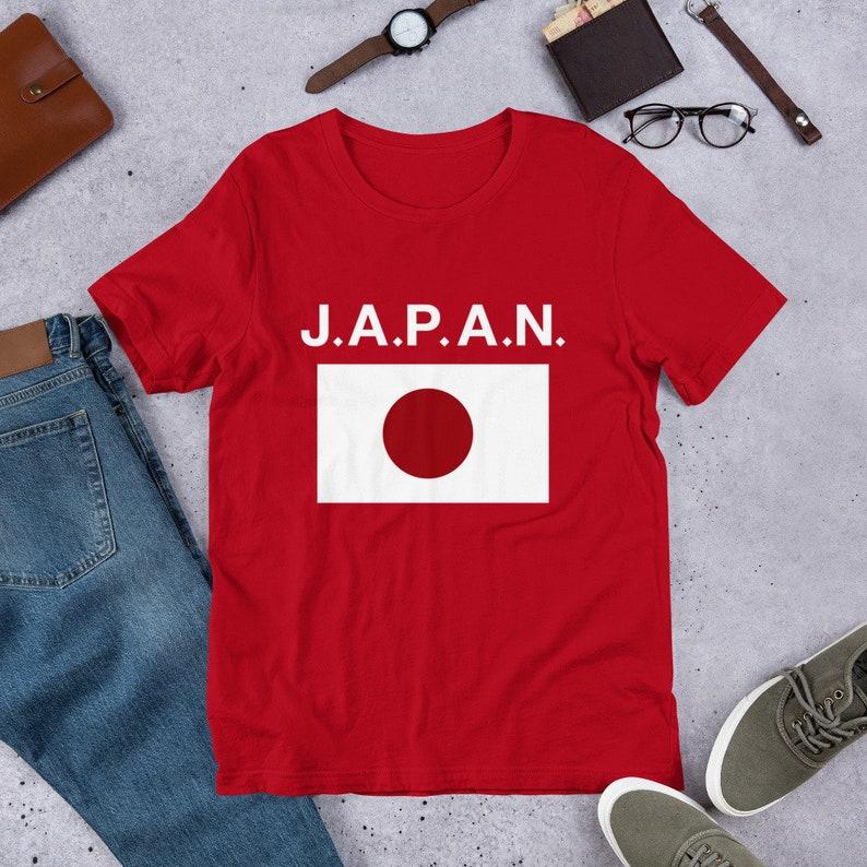 2bb0710695b6ec Kappa Alpha Psi J.A.P.A.N. Short-Sleeve Unisex T-Shirt   Etsy