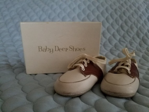 Vintage Baby Clothes 1962 Baby Deer