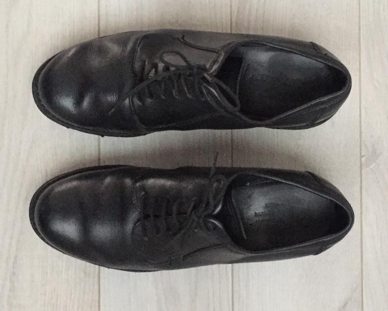 5322442cddec3 Vintage yohji Yamamoto Paraboots lace shoes black