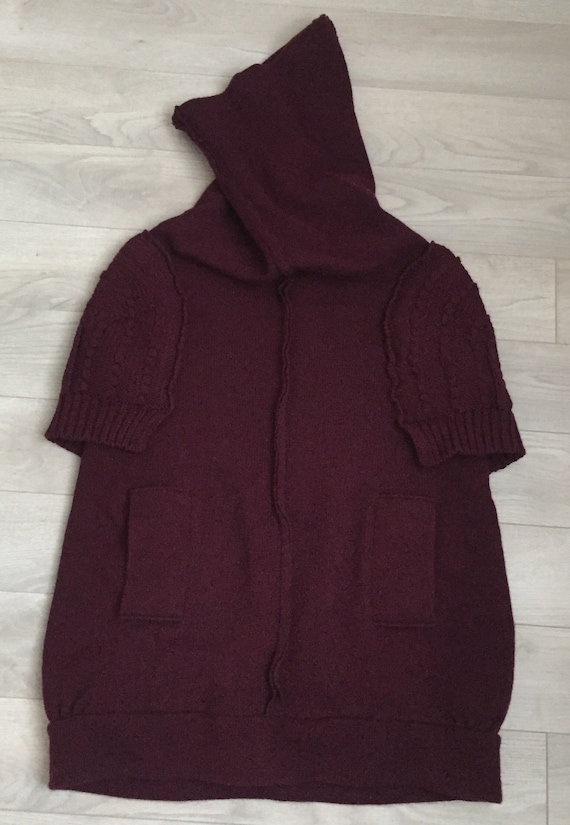 Y's yohji Yamamoto sweater/cape/pullover/knitted p