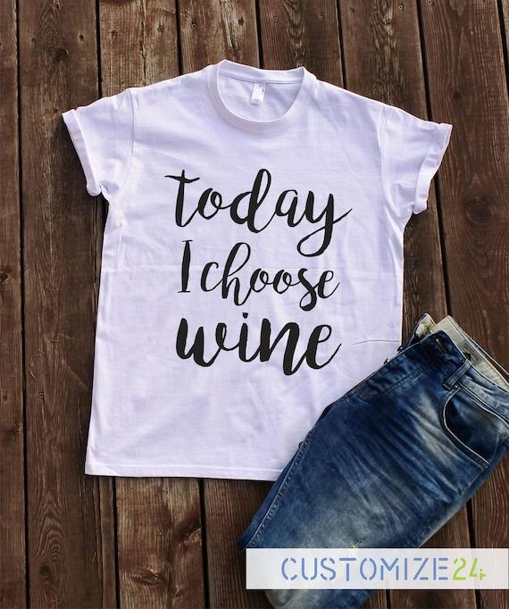 Herren T-Shirt  Heute trinke ich mal Wasser I Sprüche I Fun I bis 5XL