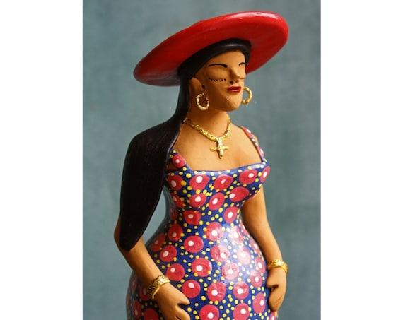 Woman Figurine